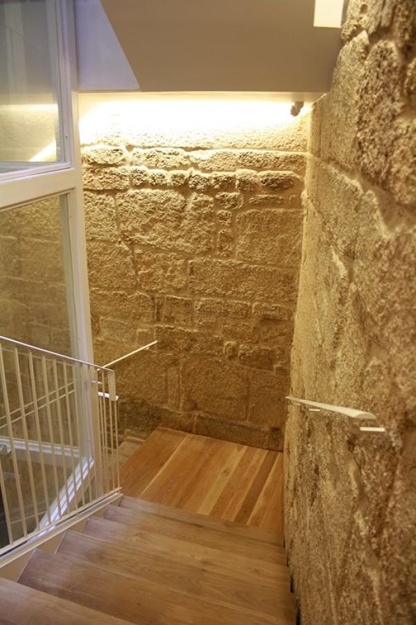 Escalera común