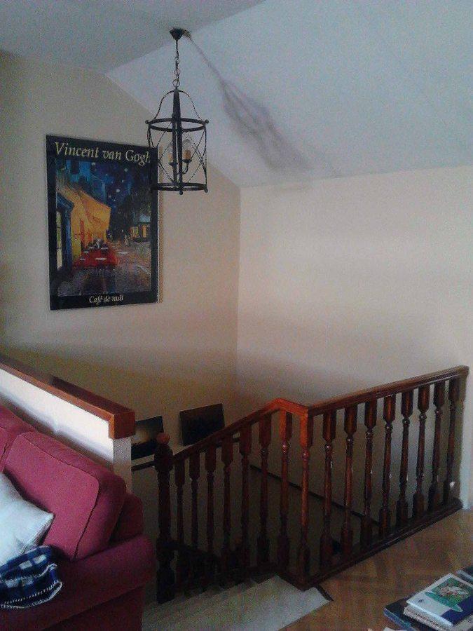Escalera de acceso original