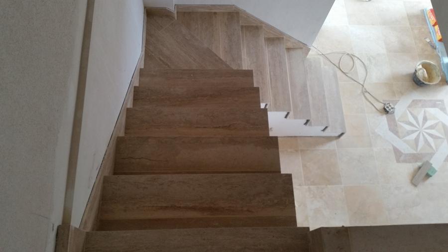 Foto escalera de dos tramos de construcciones y reformas ostrowski 818846 habitissimo - Escalera dos tramos ...