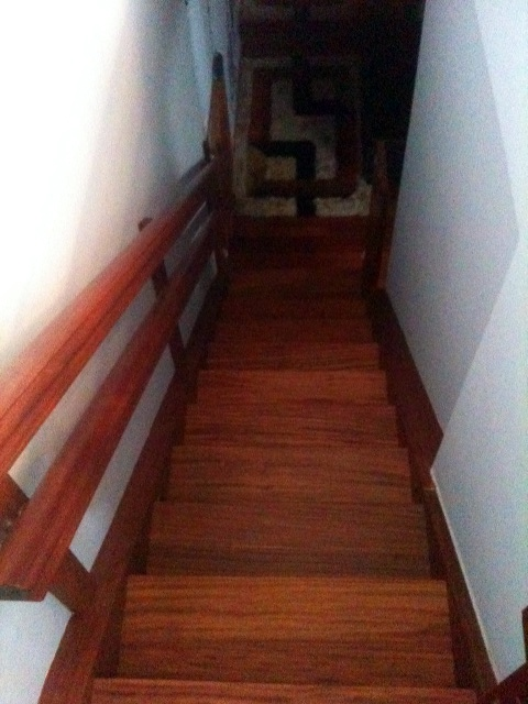 Escalera de elondo