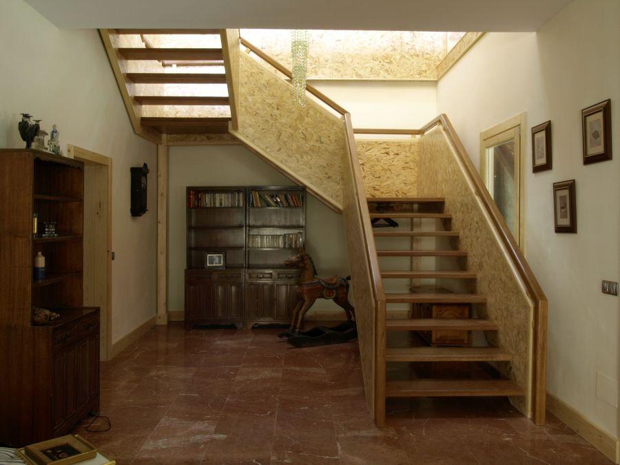 Escalera de osb