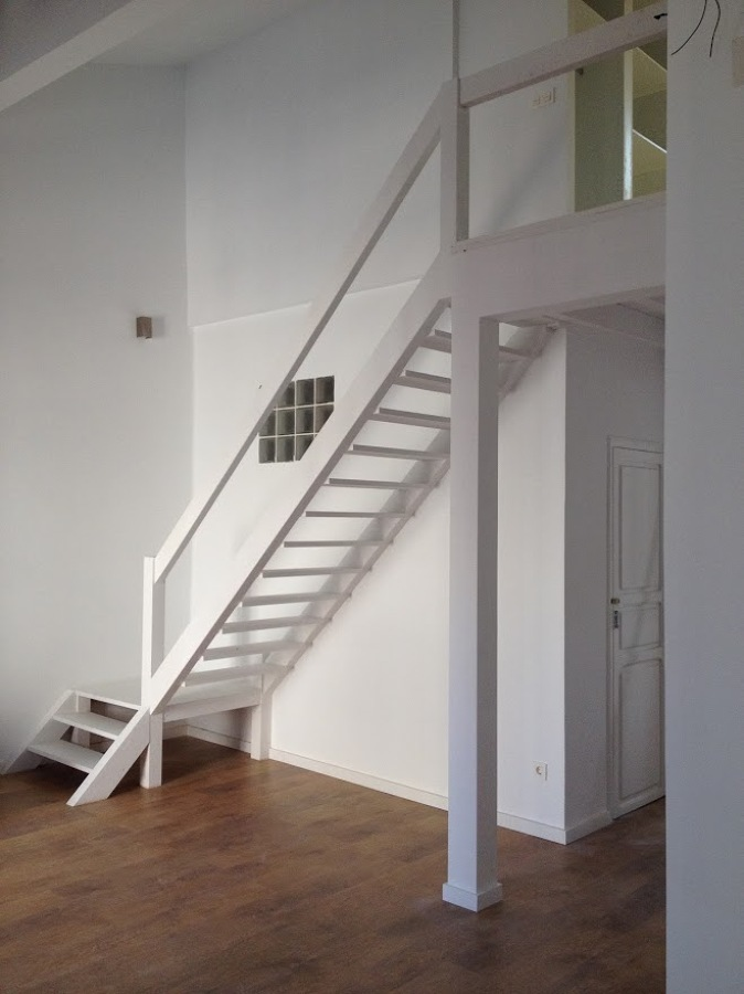 Escalera Lista