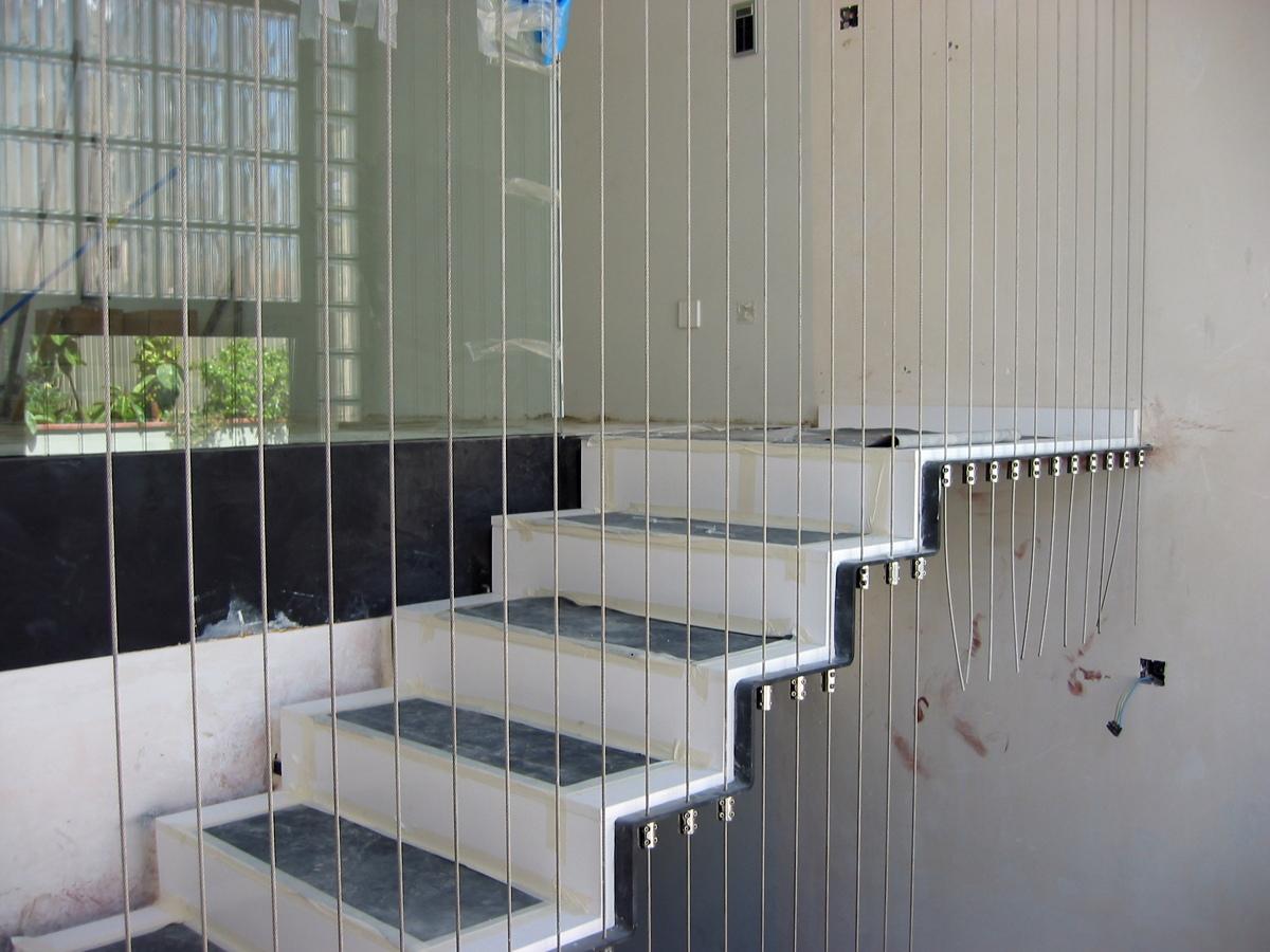 Escaleras met licas ideas cerrajeros - Muebles de chapa metalica ...