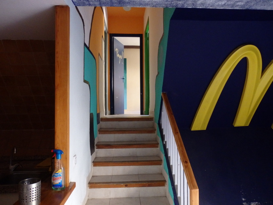 escalera original