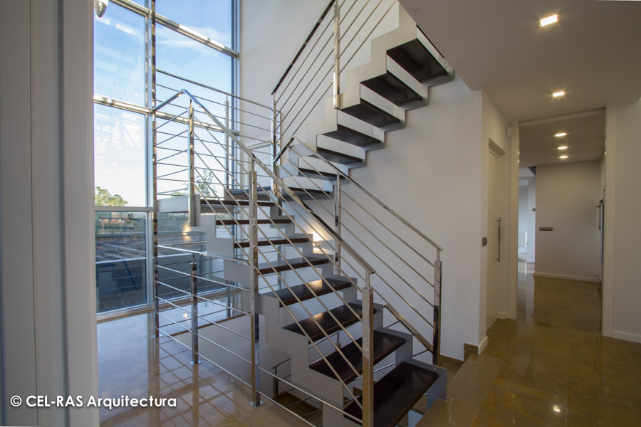 Escalera vivienda