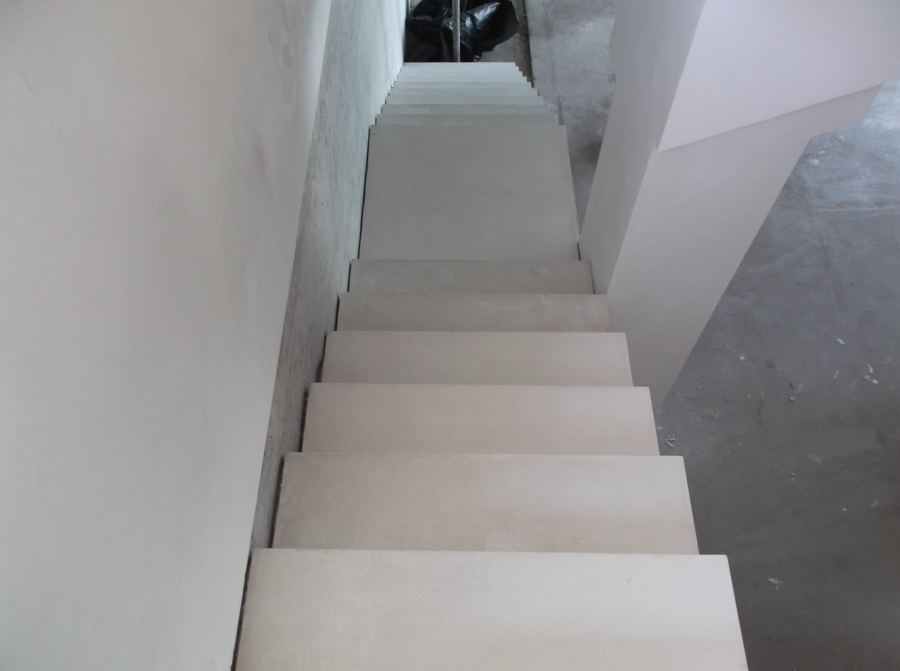 Escalera volada micro