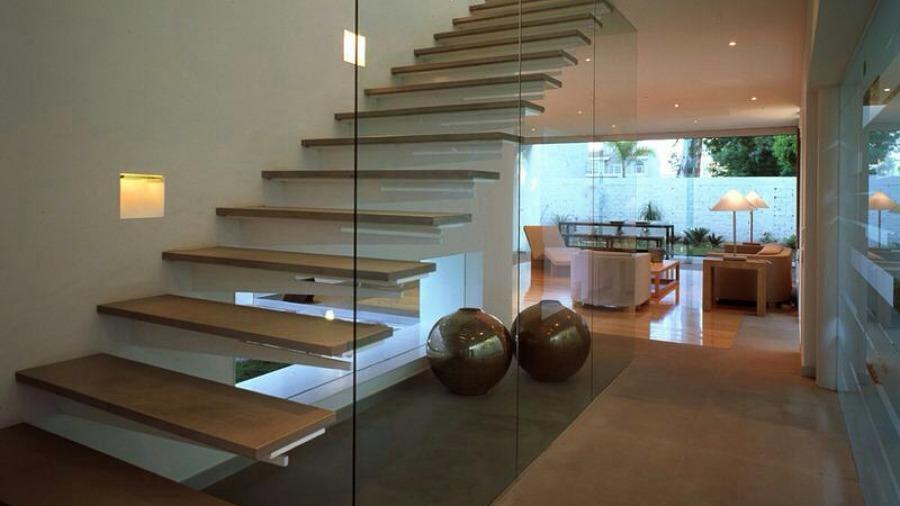 Vivienda unifamiliar ideas construcci n casas - Escaleras para viviendas ...
