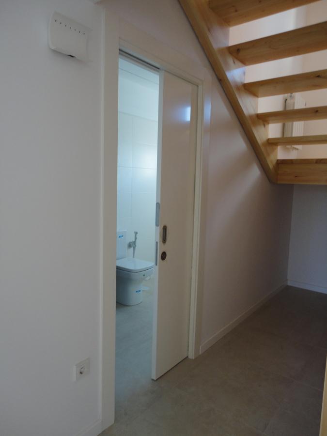 Escalera zona baño