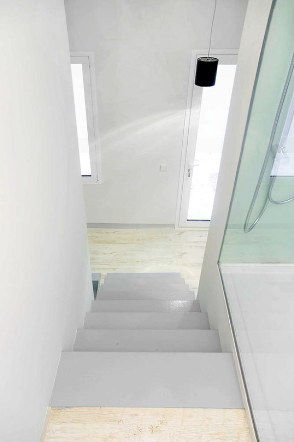 Escaleras Canarias House