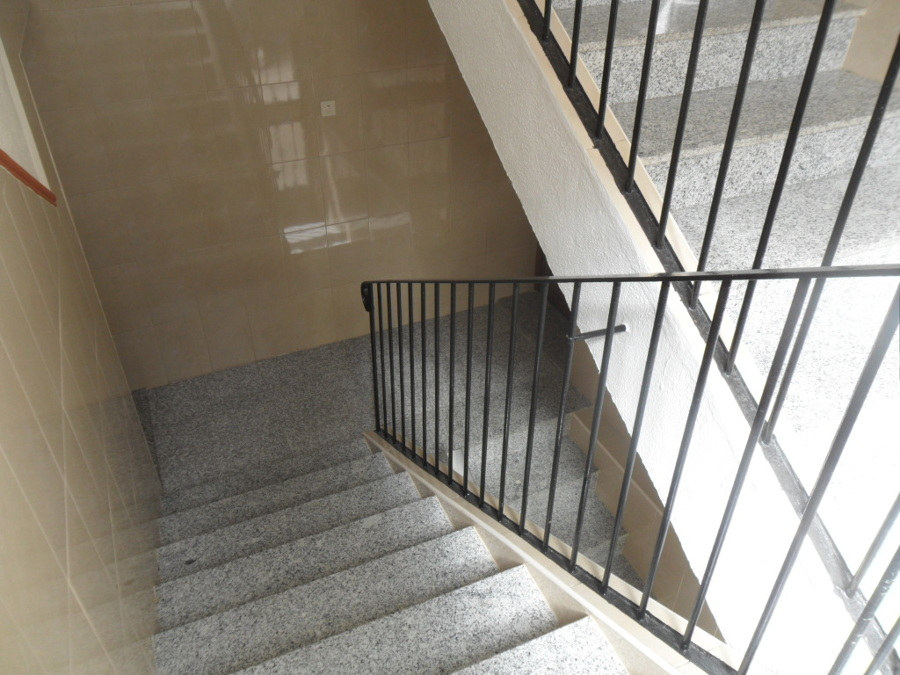 Escaleras de Comunidades de Vecinos