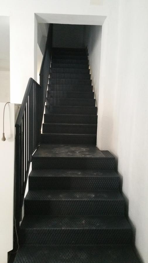 Escaleras estilo industrial