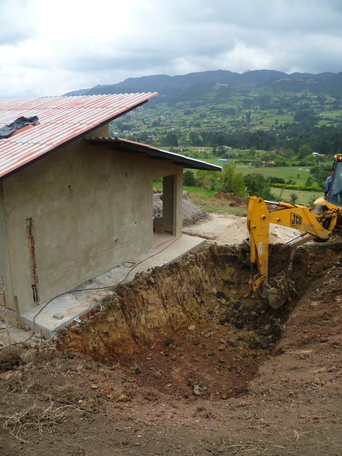 escavacion tanque