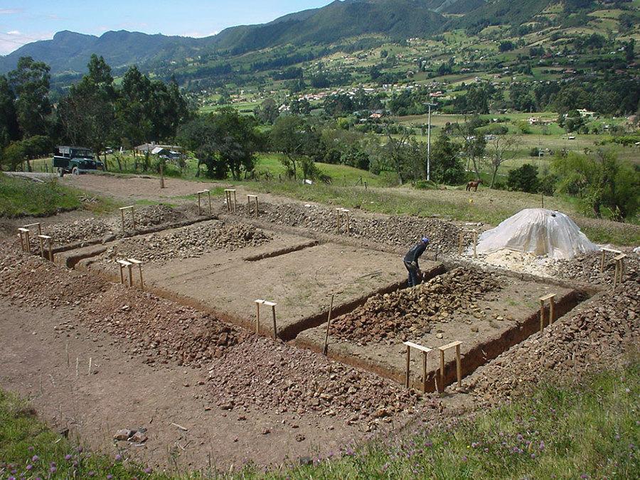 escavacion y niveles.