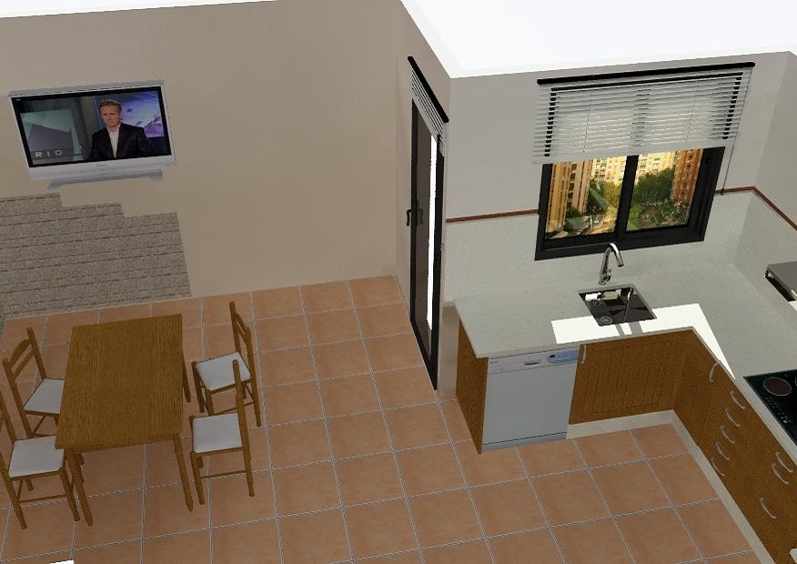 Escena cocina