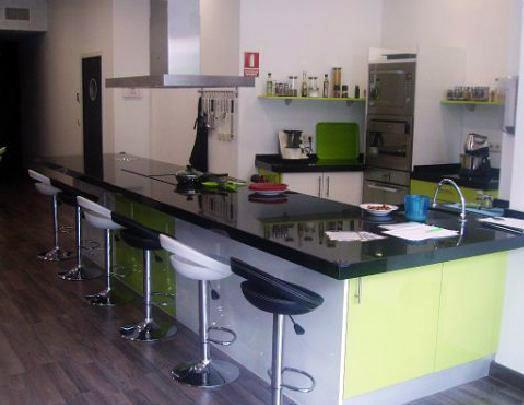 Escuela de cocina en villanueva de la ca ada ideas for Escuela de cocina