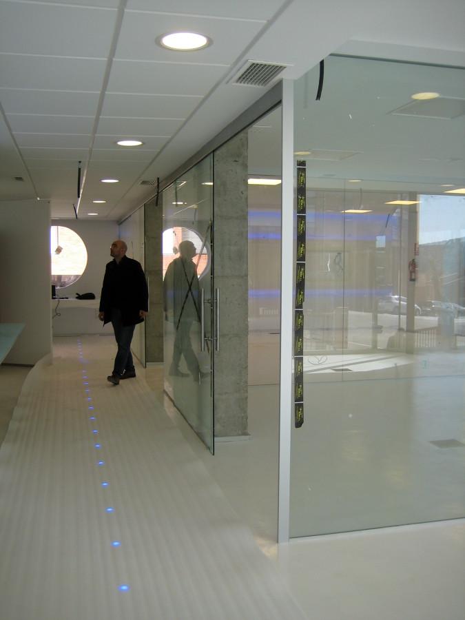 Foto espacio cyl digital de soria de arquitectos elsa - Arquitectos en soria ...
