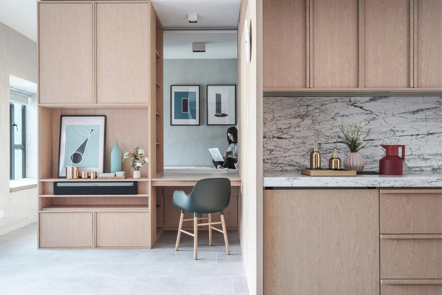 Las 7 Claves Del Orden De Este Mini Apartamento Asi Tico Ideas Arquitectos