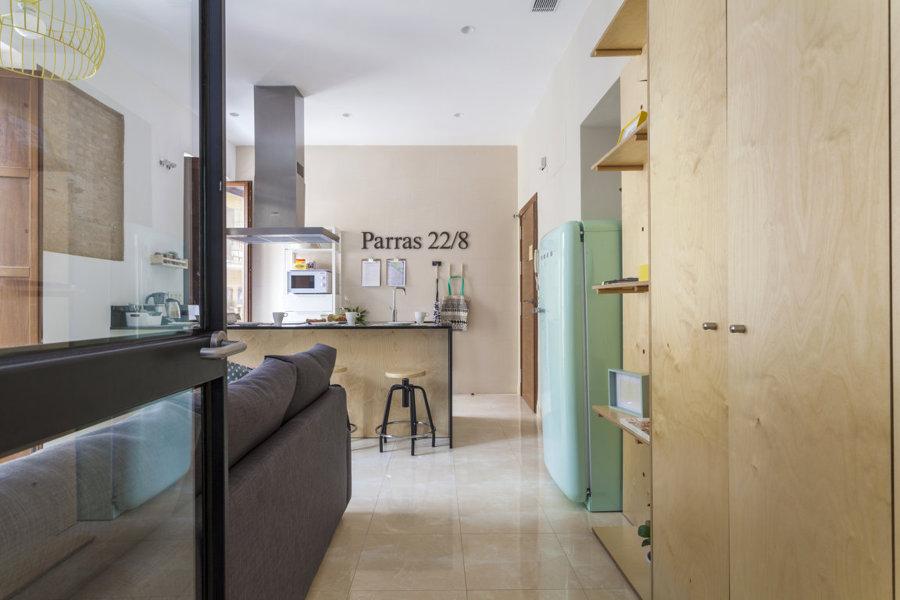 Espacio interior apartamento