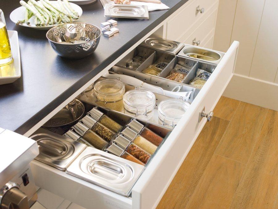 Foto caj n especiero de miriam mart 867968 habitissimo - Ikea cajones cocina ...