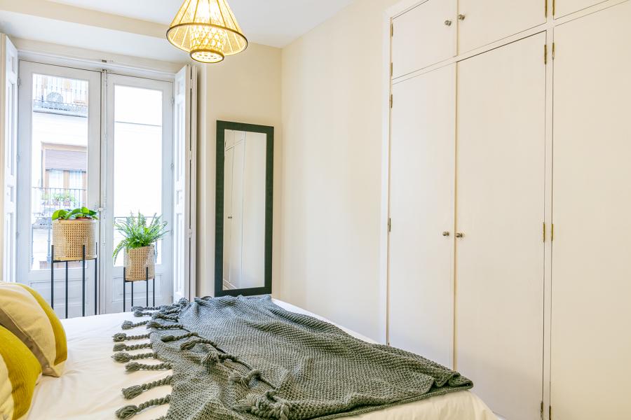 Espejo de dormitorio