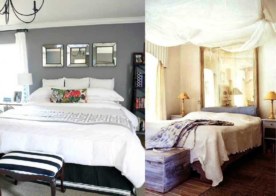 5 ideas para decorar tu casa con espejos ideas decoradores for Espejo pared dormitorio