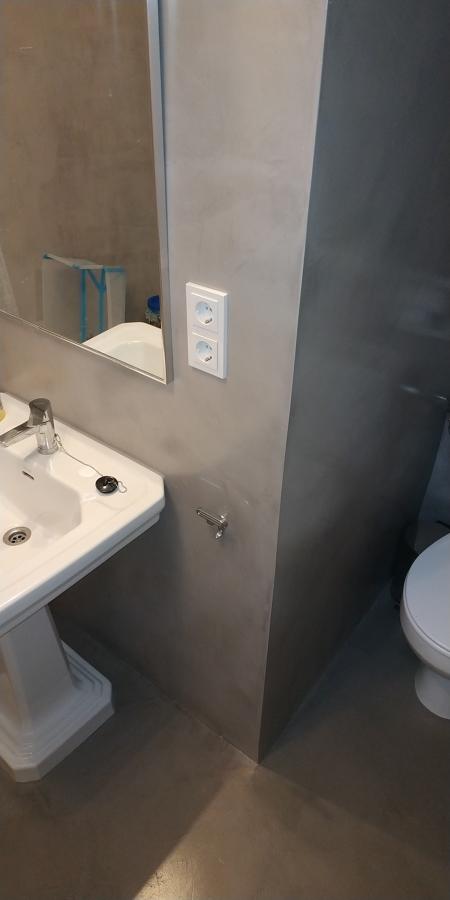 Esquina baño