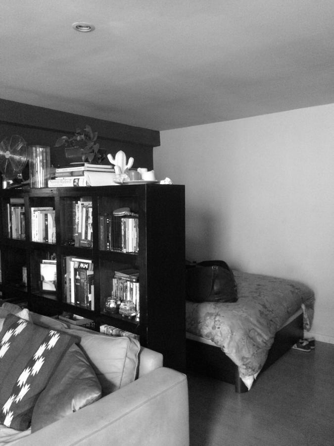 Estado anterior a la reforma del dormitorio
