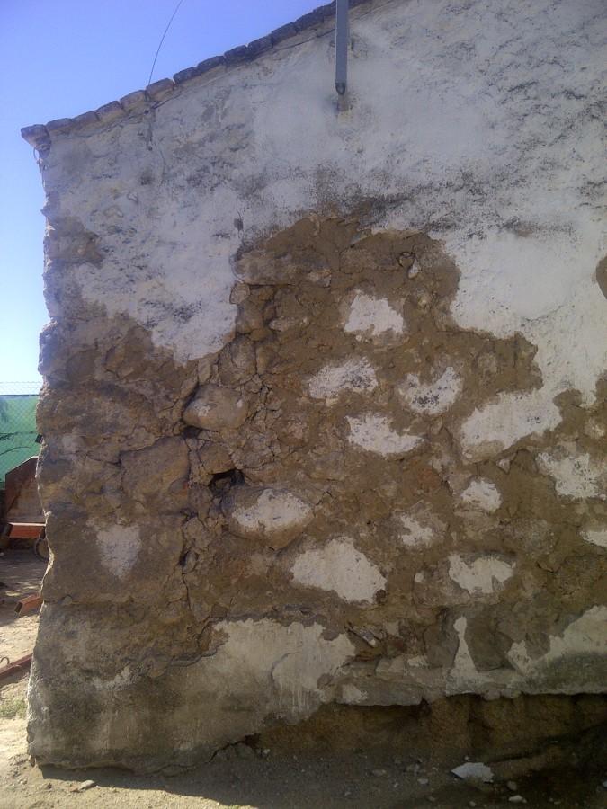 Estado anterior fachada