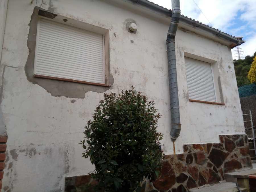 Estado de las paredes