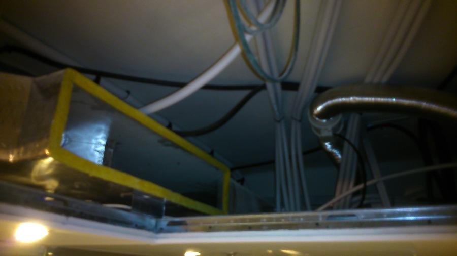 Instalaci n aire acondicionado por conductos con pre for Instalacion de aire acondicionado por conductos
