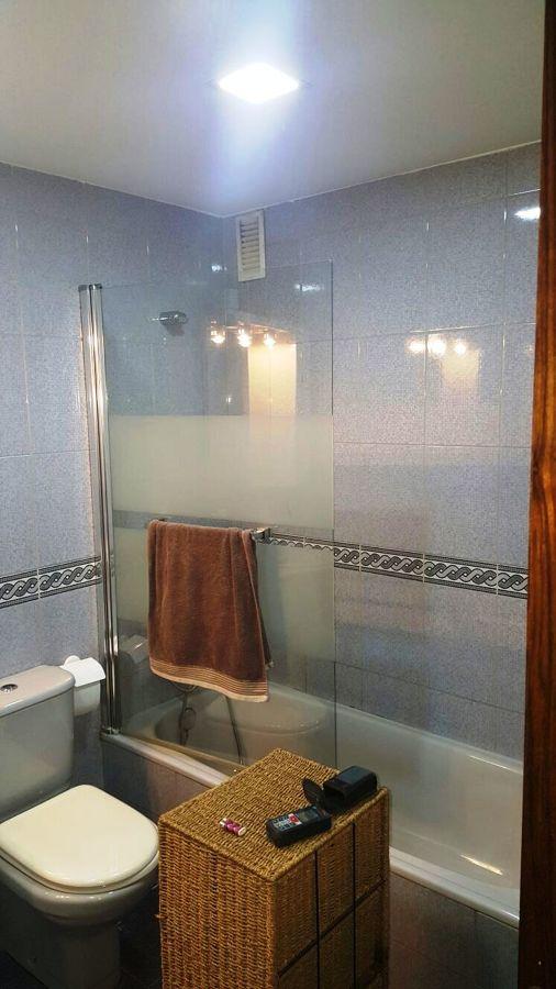 Estado del baño antes del comienzo de la obra.