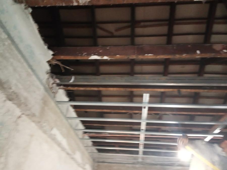 Estado del tejado