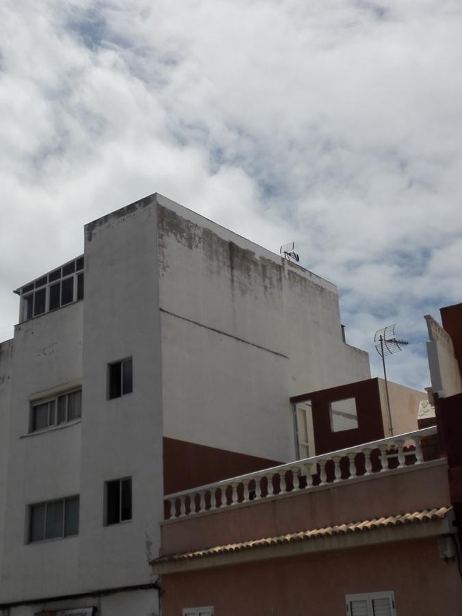 Estado en que se encontraba el edificio