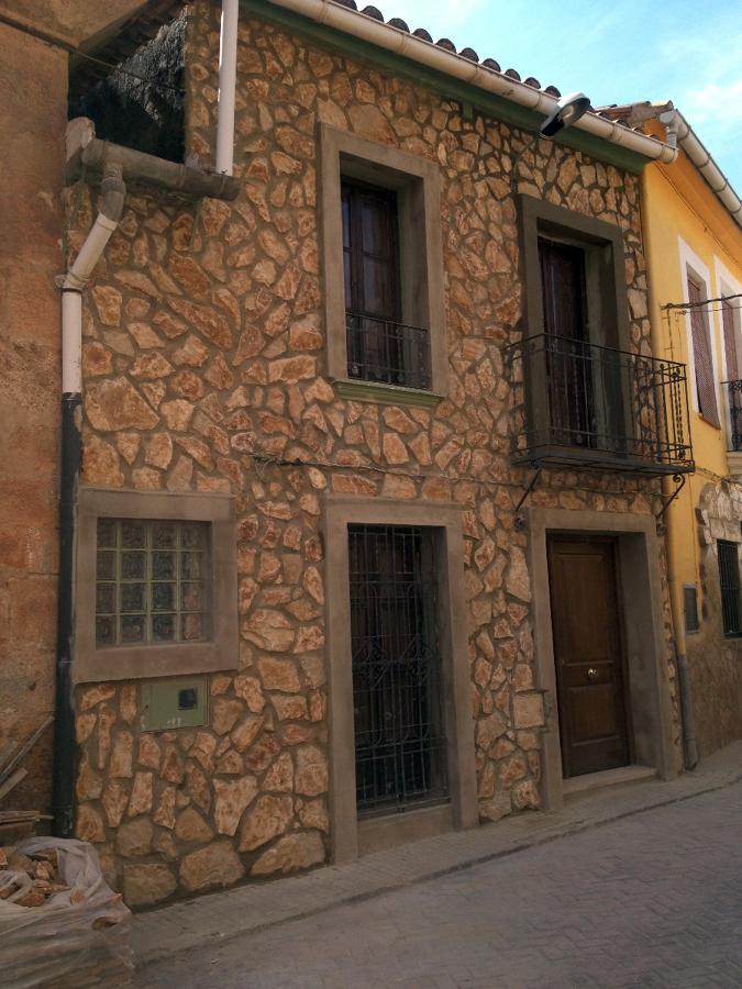 Restauracion de fachada casa pueblo ideas rehabilitaci n - Fachadas de casas de pueblo ...