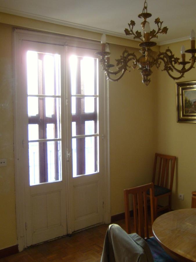 Estado inicial. Mirador habitación principal.