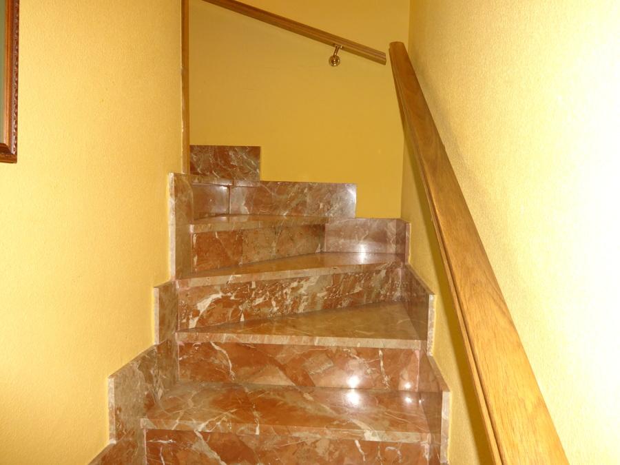 Estado previo de la escalera