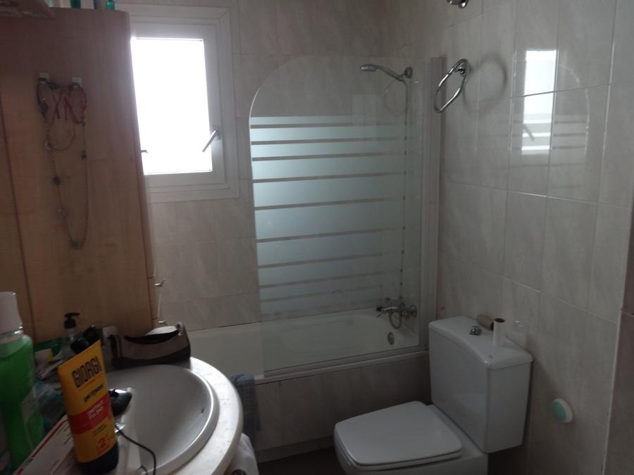 Estado previo del baño de invitados