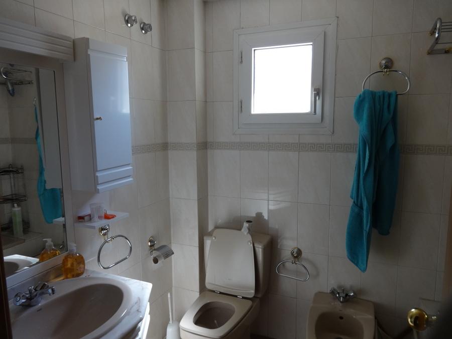 Estado previo del baño principal