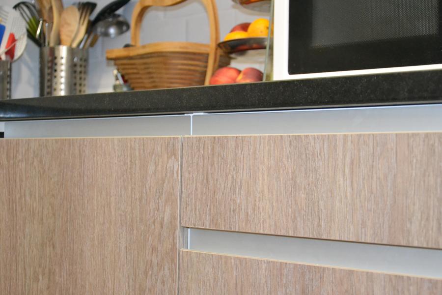 Estado reformado: Detalle mobiliario cocina