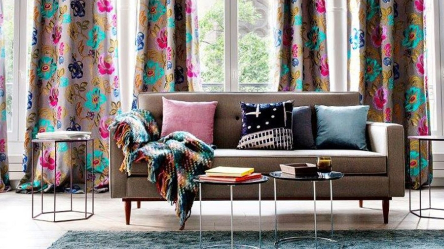 Tendencias en la decoraci n de interiores para 2016 - Cortinas 2016 tendencias ...