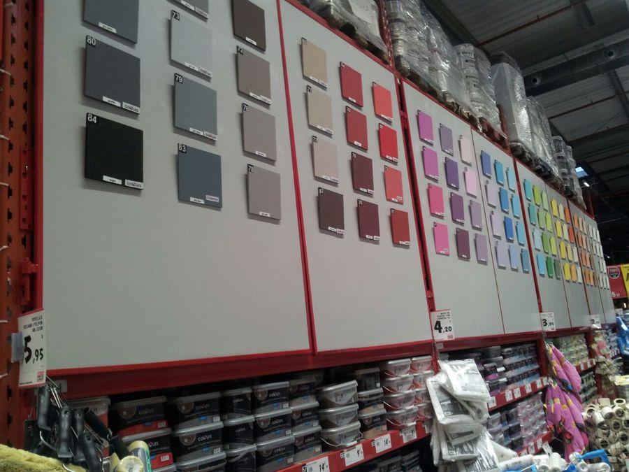 Muestrario color a brico depot ideas pintores - Pintura para azulejos bricodepot ...