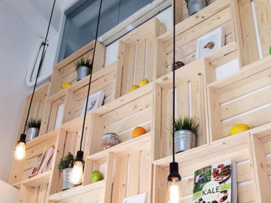 5 estanter as originales que puedes hacer t mismo ideas decoradores - Estanterias para garaje ...