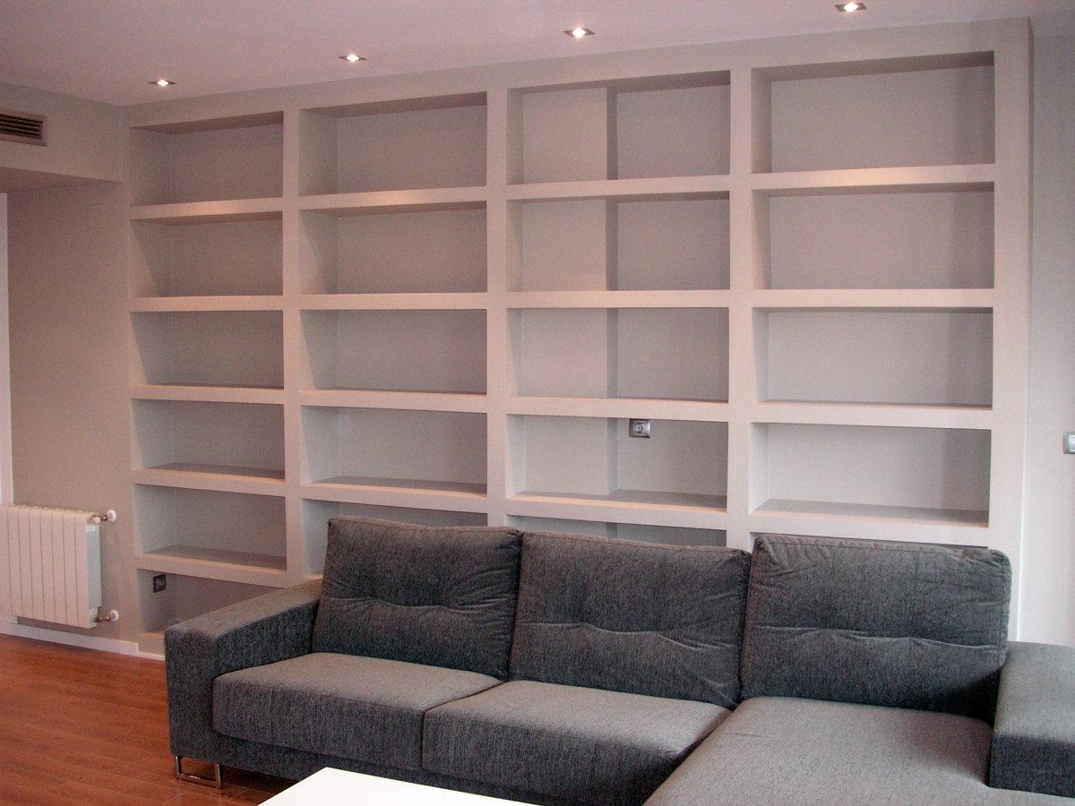 Foto estanteria de obra de jorge requeni 297977 - Estanterias de obra para salon ...