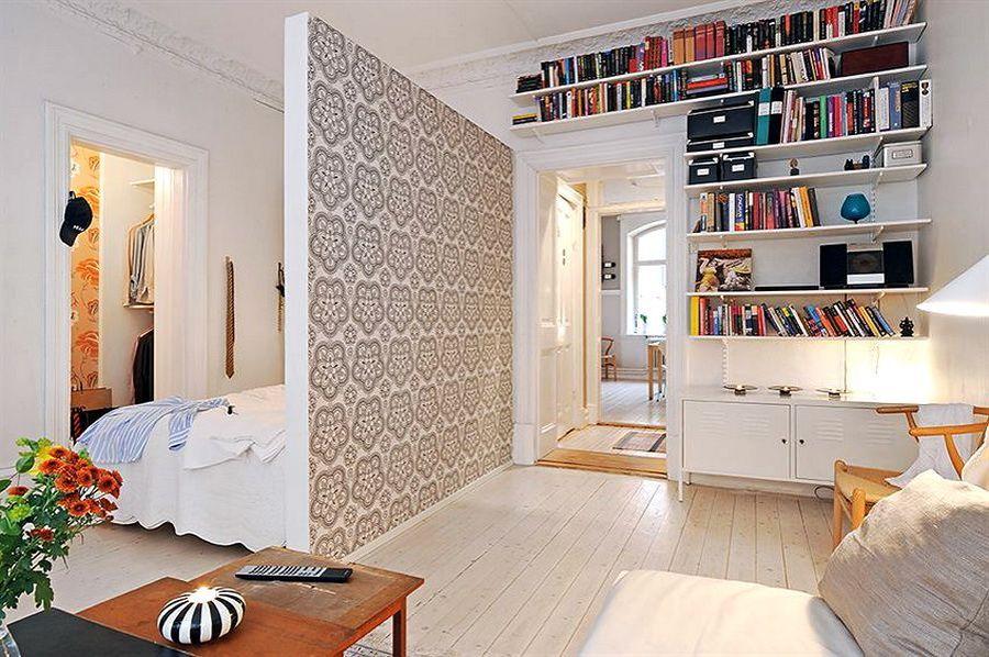 C mo decorar y aprovechar esquinas y zonas dif ciles - Puertas para estanterias ...
