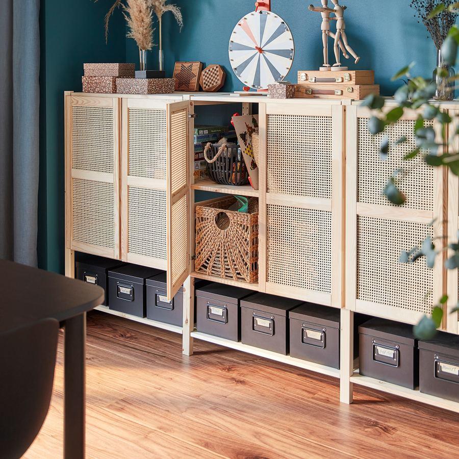 estantería IVAR IKEA