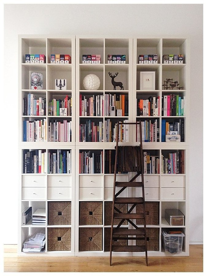 7 productos de ikea imprescindibles para organizar tu casa ideas decoradores - Ikea estanterias libros ...