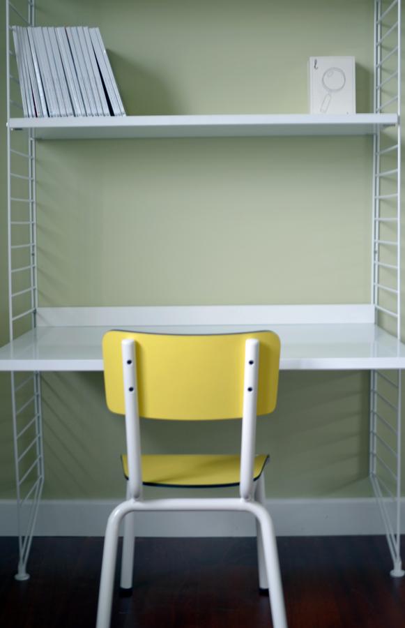 Foto estanter a string con escritorio de un dos trexa - M a interiorismo cb granada ...