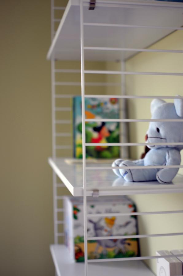 Foto estanter a string de un dos trexa interiorismo - Estanteria string ...
