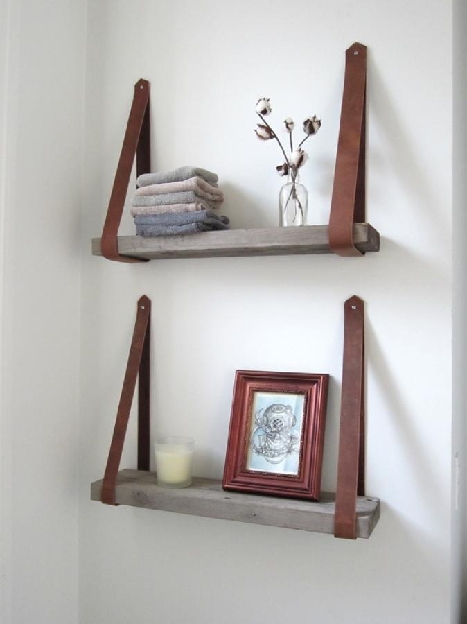 5 estanter as originales que puedes hacer t mismo ideas - Hacer estanteria casera ...