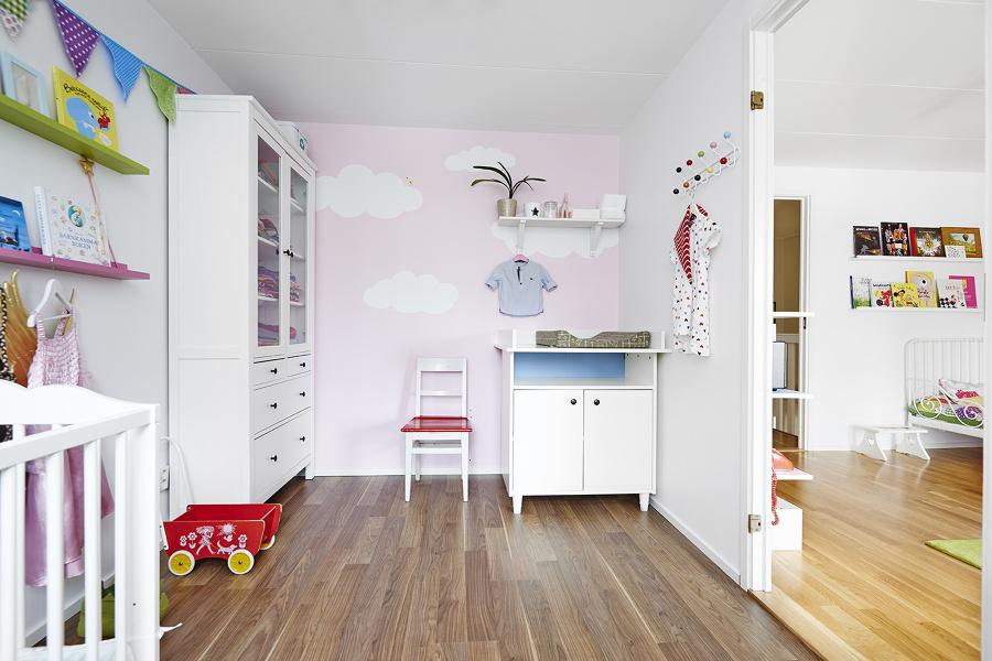 Consigue una habitaci n de estilo n rdico para tu beb for Habitaciones decoracion nordica
